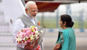 PM Told Sushma Swaraj He Never