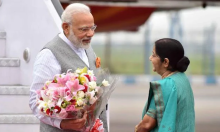 PM Told Sushma Swaraj He Never Writes His Speeches. How She Responded