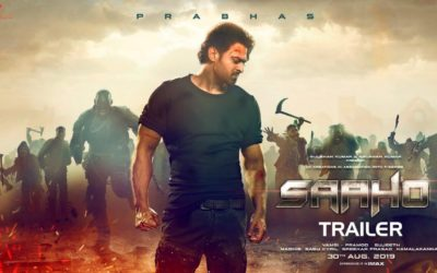 Saaho Trailer – Prabhas, Shraddha Kapoor – Release Date 30 August 2019