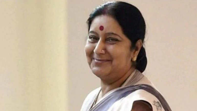 BJP's fighter In Chief No More: How Indian Newspapers Covered Sushma Swaraj's Death