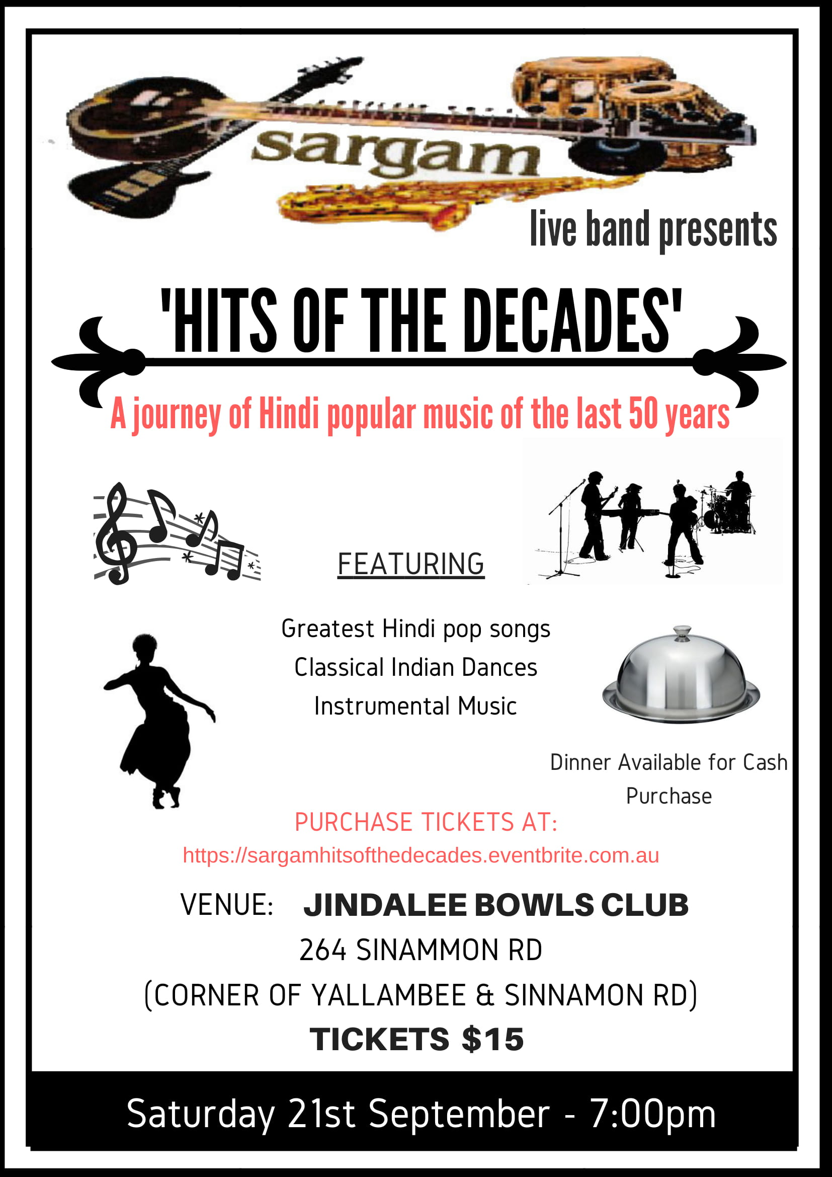 Hits of the Decade Flyer Correct