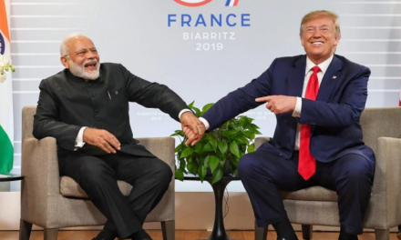 Trump, Modi to Address 50,000 Indian-Americans at Howdy Modi