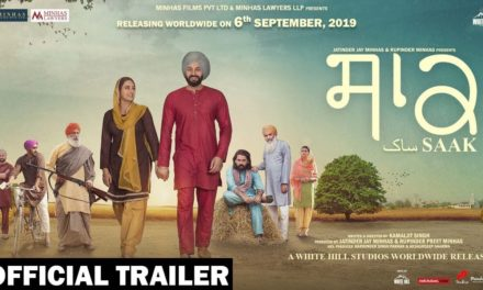 Saak Movie (Official Trailer) Jobanpreet Singh – Mandy Takhar