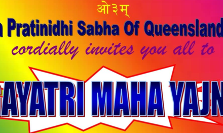 Arya Pratinidhi Sabha of Queensland Inc