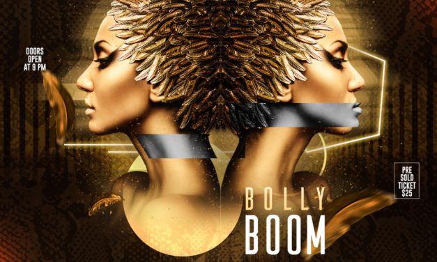 Bollywood Nights with Bolly Boom in Brisbane