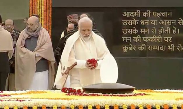 President Kovind, PM Modi Pay Tribute To Atal Bihari Vajpayee On His Birth Anniversary