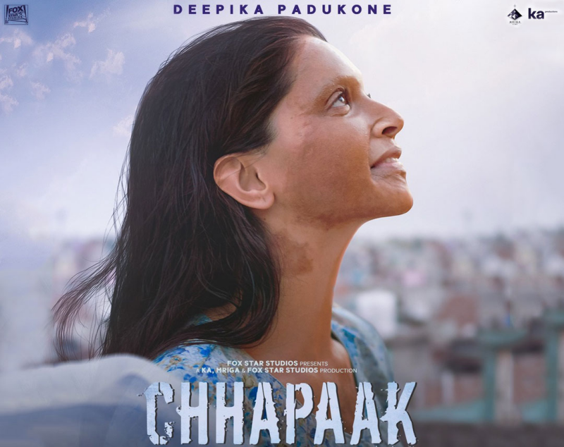 Chhapaak – Official Trailer – Deepika Padukone – 10 January 2020
