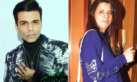 Rangoli Chandel Tells Karan Johar To Stay Away from Kangana Ranaut
