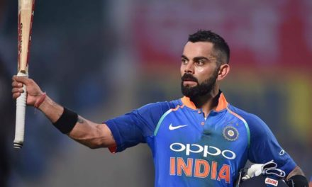 Virat Kohli in 2019: Love, Eat, Play