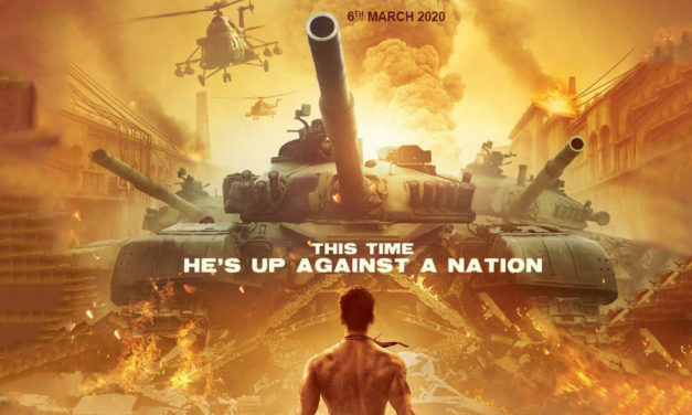 Baaghi 3 – Tiger Shroff , Shraddha Kapoor – 6 March 2020