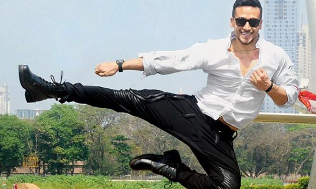 Tiger Shroff Uplifts Baaghi 3 With His Action!
